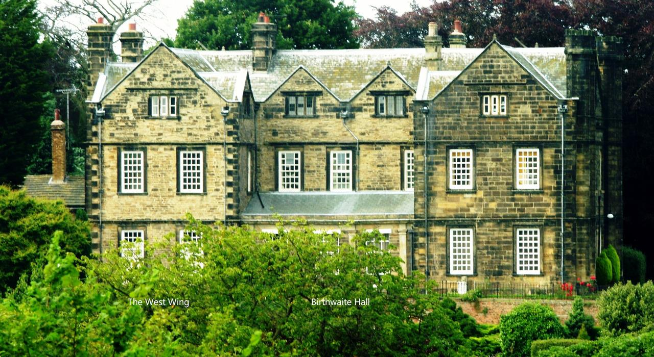 The West Wing, Birthwaite Hall, Huddersfield Road (A637), Darton, S75 5JS